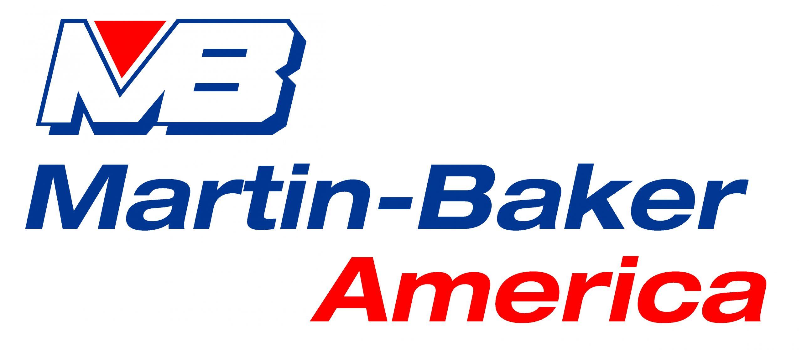 Martin Baker America Logo Homepage